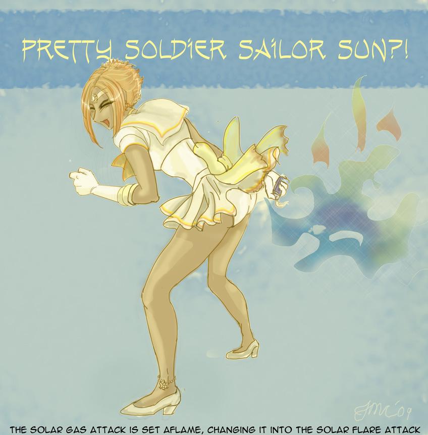 Sailor Sun by Jeishii