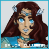 Sailor Illumina Badge by Jeishii
