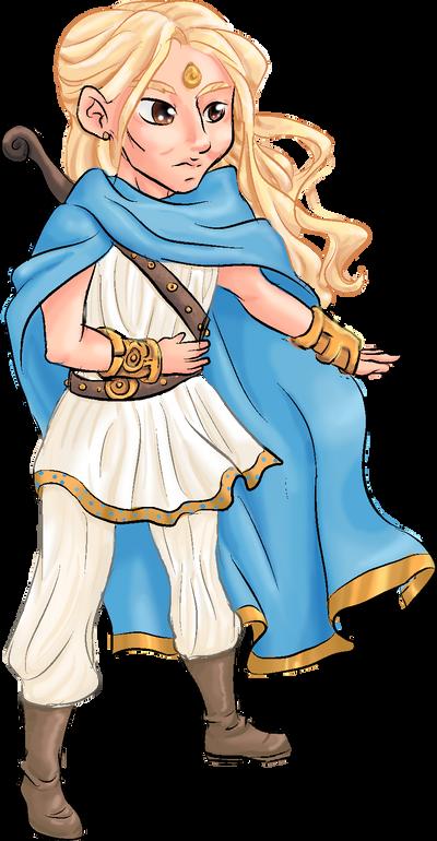 Apollo for NickyFlamingo by Jeishii