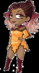 Sailor Circinus for HiddenGardenia by Jeishii