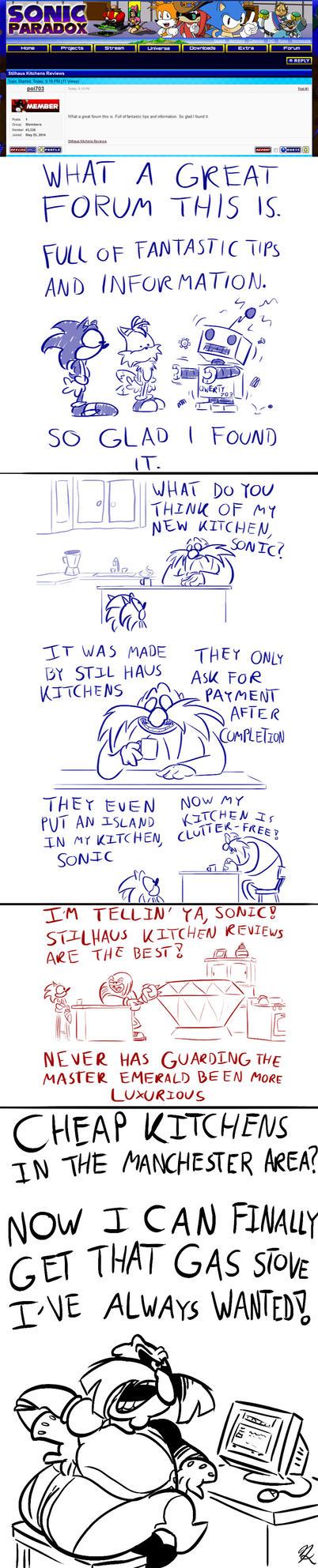 Cheap Kitchens by Piggybank12