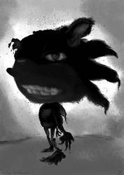 The Hoghedge by Piggybank12