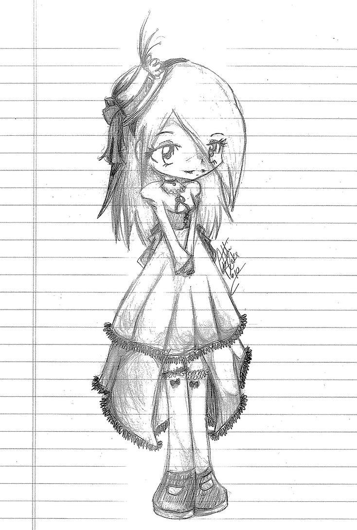 Loli Girl by TheFatedOne89
