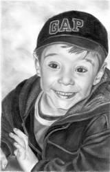 little boy by kmorgan222