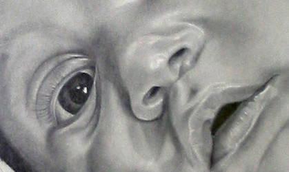close ups of baby girl by kmorgan222
