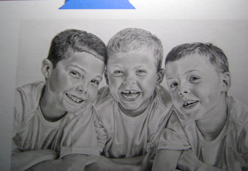 three boys