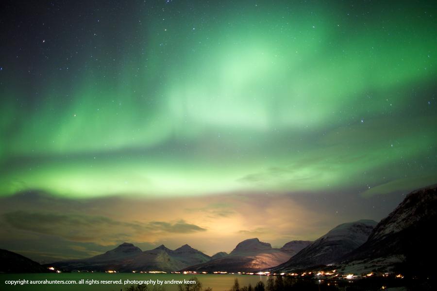 Aurora Borealis by andykeen