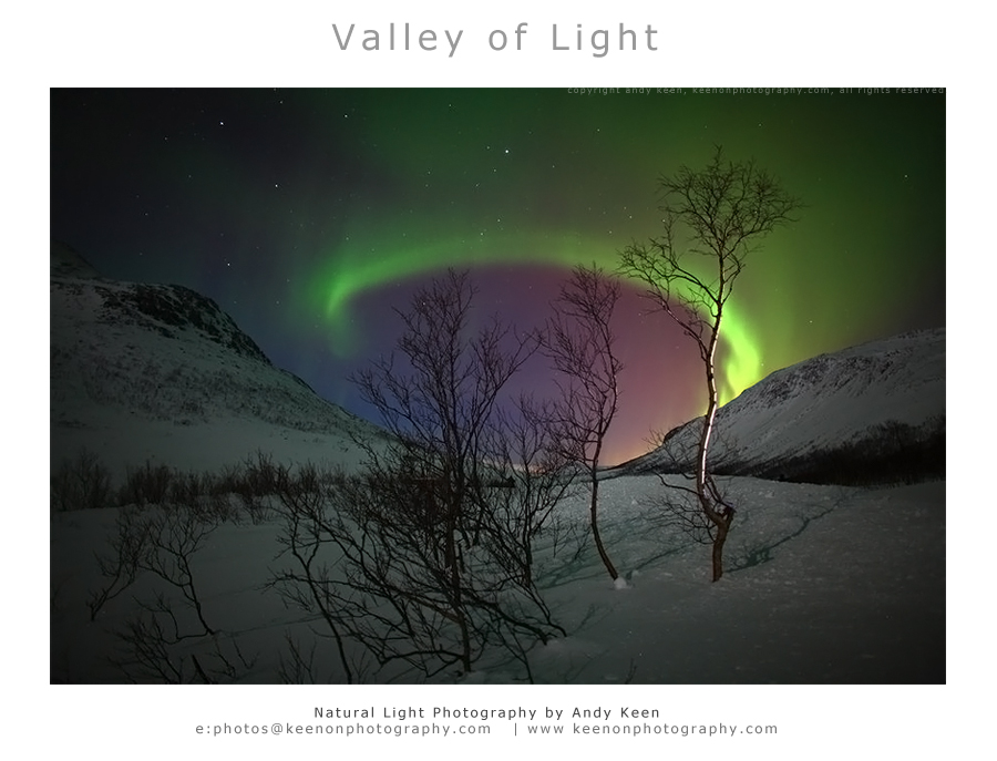 Valley of Light by andykeen