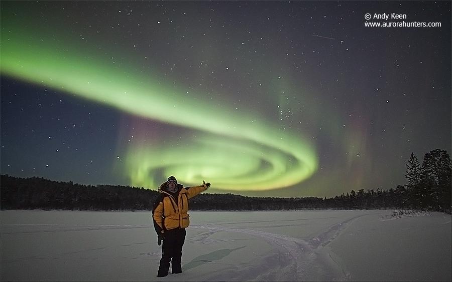 Aurora Borealis by anen on DeviantArt on