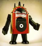 DJ Shadow's Juke-Bot