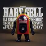DJ Shadow's Jukebot Vinyl Toy
