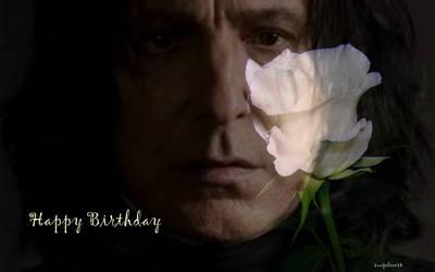 Happy Birthday by Snapelove14