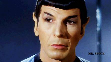 Mr. Spock by Snapelove14