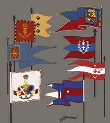 Zastave prvog srpskog ustanka