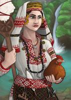 Mokosh by DuszanB
