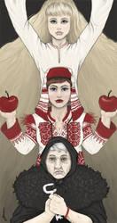 Triple Allmother by DuszanB