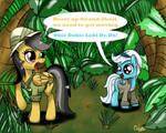 Daring Do and the Temple of Gloom