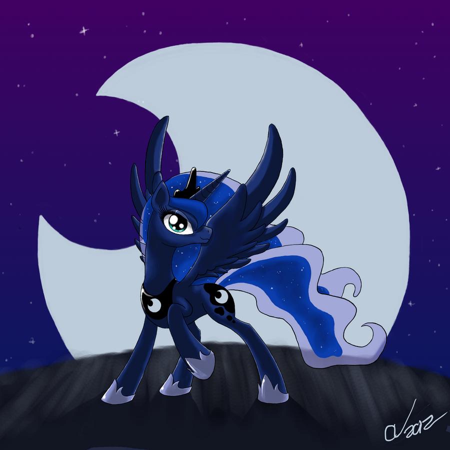 Lunar by Sakaerion