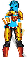 Tau in Casual Armor