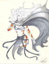 Alauniira Silverhand CODCON XV by Atashi-Cloud