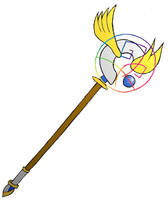Magical Staff by Atashi-Cloud