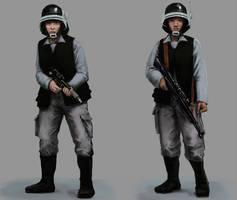Star Wars Rebel Troopers
