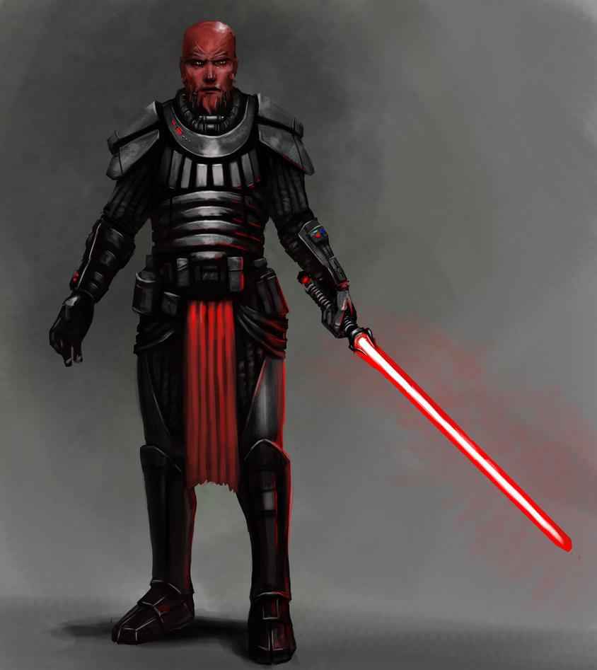 Sith Knight By Seraph777 On Deviantart