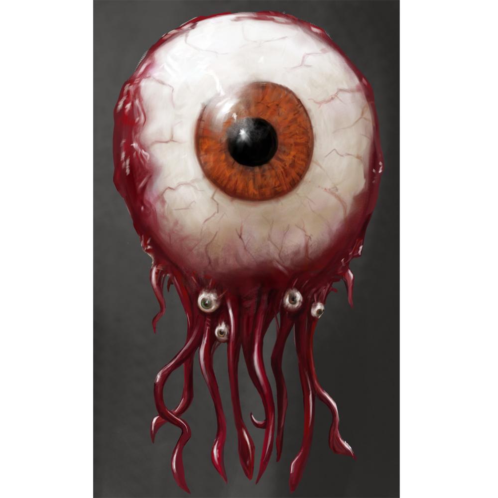 Eye Gazer by Seraph777