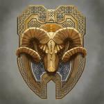 Dwarven Ram Shield