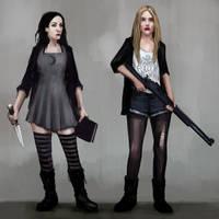 Hunters (1) by Seraph777