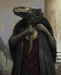 Serpentman