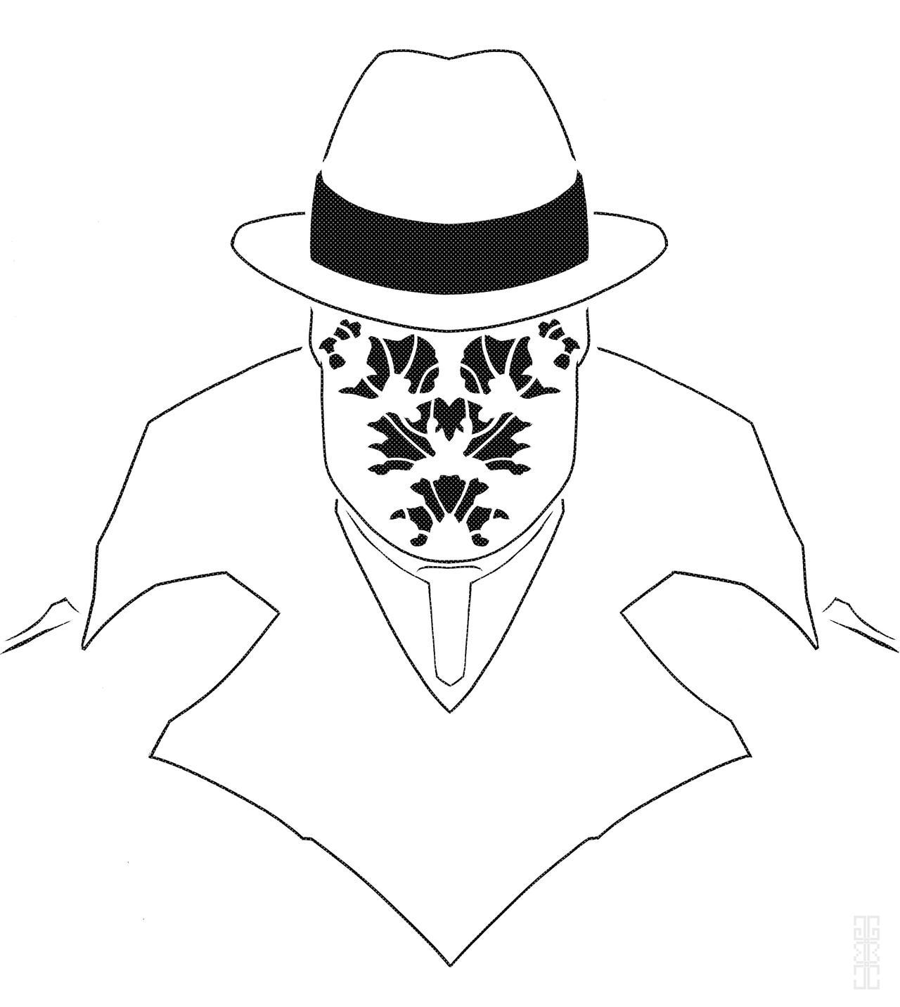 Rorschach by GAGBAGCHEN