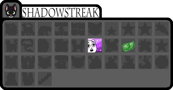 [wb]Shadowstreak badges by millemusen