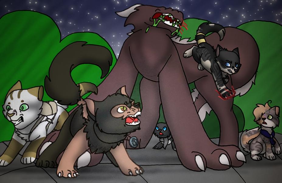 [rh]Monster Hunt(event) by millemusen