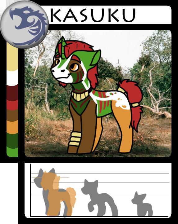 [et]Kasuku gatherer stallion by millemusen