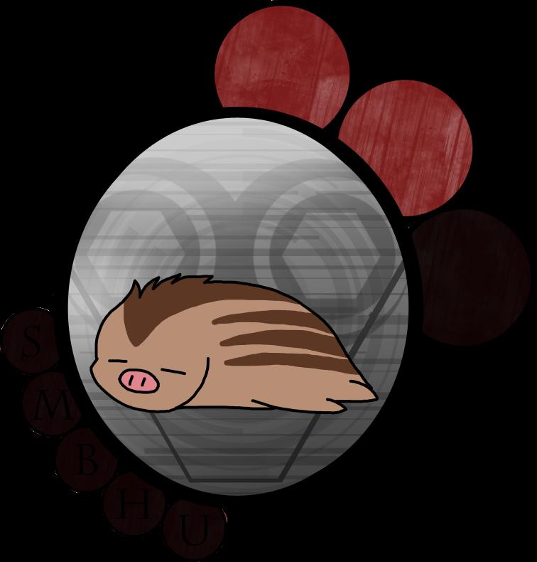 Davin|swinub by millemusen