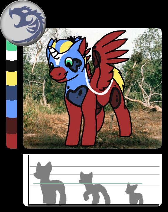 [et]Radi|foal by millemusen