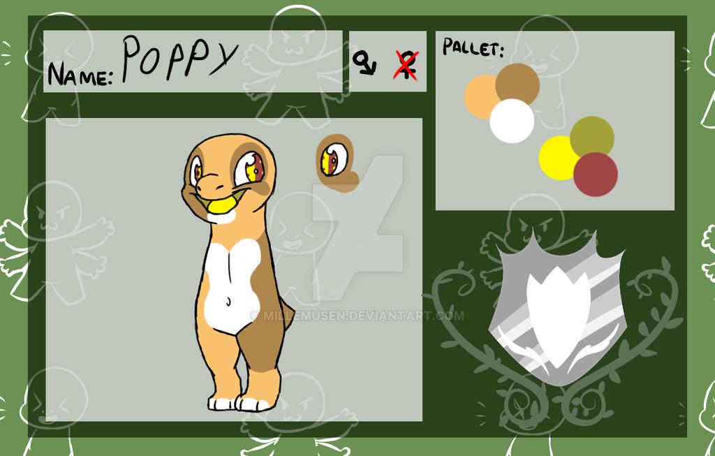 [lk]Poppy by millemusen