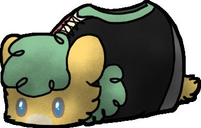 [gmg]Blob Dorian by millemusen
