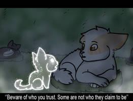 [cob]Warnings Of Distrust by millemusen