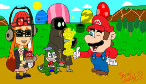 Happy 38th Anniversary!! Mario