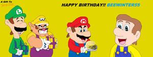 Happy Birthday!! BeeWinter55