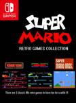 Super Mario Retro Games Collection