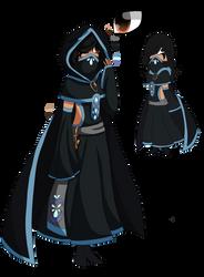 Haladie ( New Hunter X Hunter OC ) by TribalaKihara