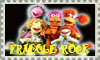 Fraggle Rock Stamp by AraneDream