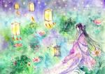 Lantern by Fuyunanzi