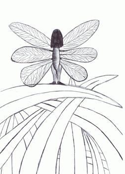 Libelle Woman