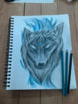 Finished wolf (still no name)