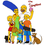 The simpsons- 1amm1Style