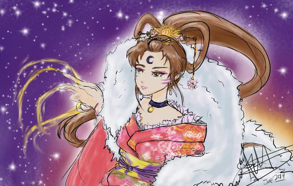 Princess Hannah-InuyashaFK by 1amm1